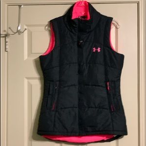 Under Armour UA Women's Vest Pink Medium NEW!